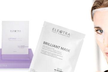Maschere Electra: l'ultima frontiera della cosmesi in tema maschere