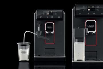 De nieuwe lijn volautomatische Gaggia Magenta koffiemachines