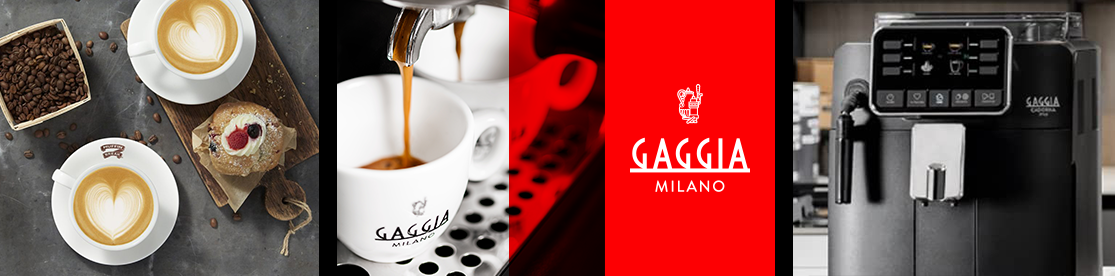 Come preparare un latte macchiato con Gaggia Cadorna Style?