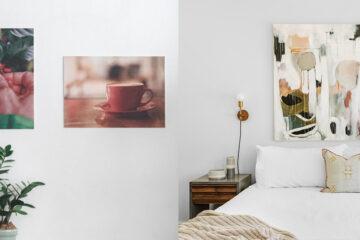 Arreda i tuoi interni con la stampa su tela Canvas