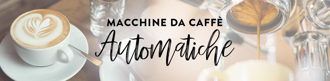 Come personalizzare una macchina da caffè automatica professionale